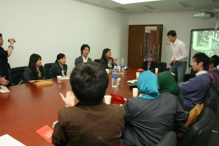 Kunjungan Universitas China3