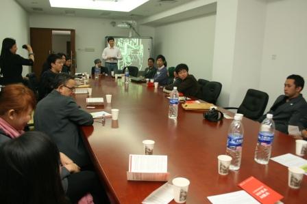 Kunjungan Universitas China4
