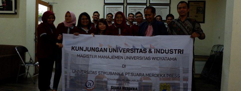 Kunjungan Universitas & Industri ke Semarang