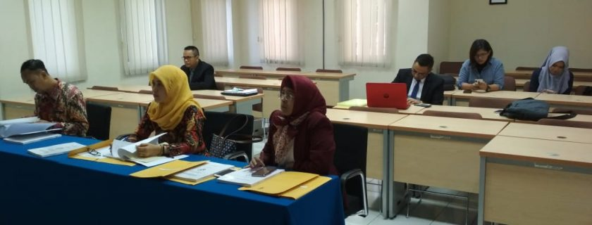 Sidang Tesis Minggu Ke-3 April 2019