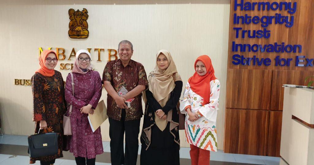Kunjungan ke MBA Teknologi ITB