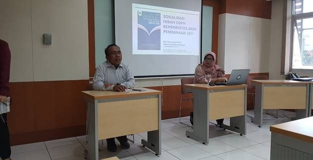 Workshop Penyusunan Proposal Hibah Dikti Prodi MM